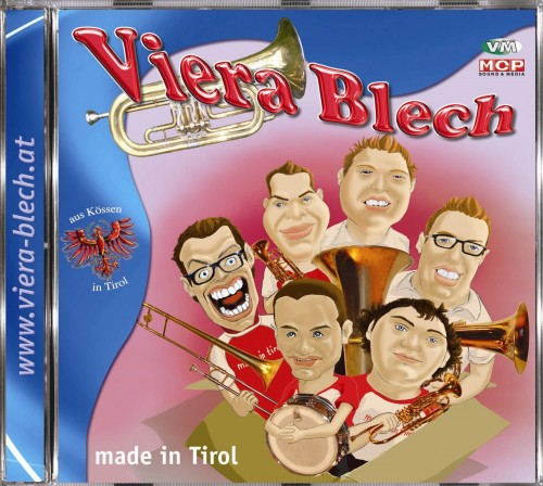 2. CD Made in Tirol
